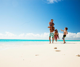 Family fun at Beach Resorts in the Caribbean