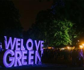 We Love Green festival, Paris