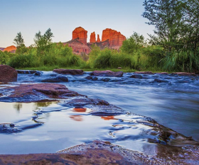 Alternative views in Sedona, Arizona