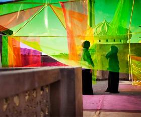 Art Fair in Dubai, UAE