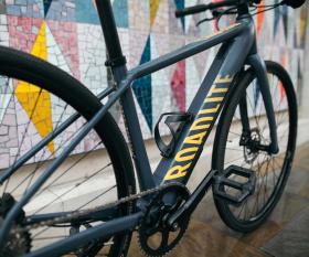 Canyon RoadLite:ON e-bike