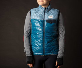 Cafe du Cycliste Albertine cycling vest: gear review