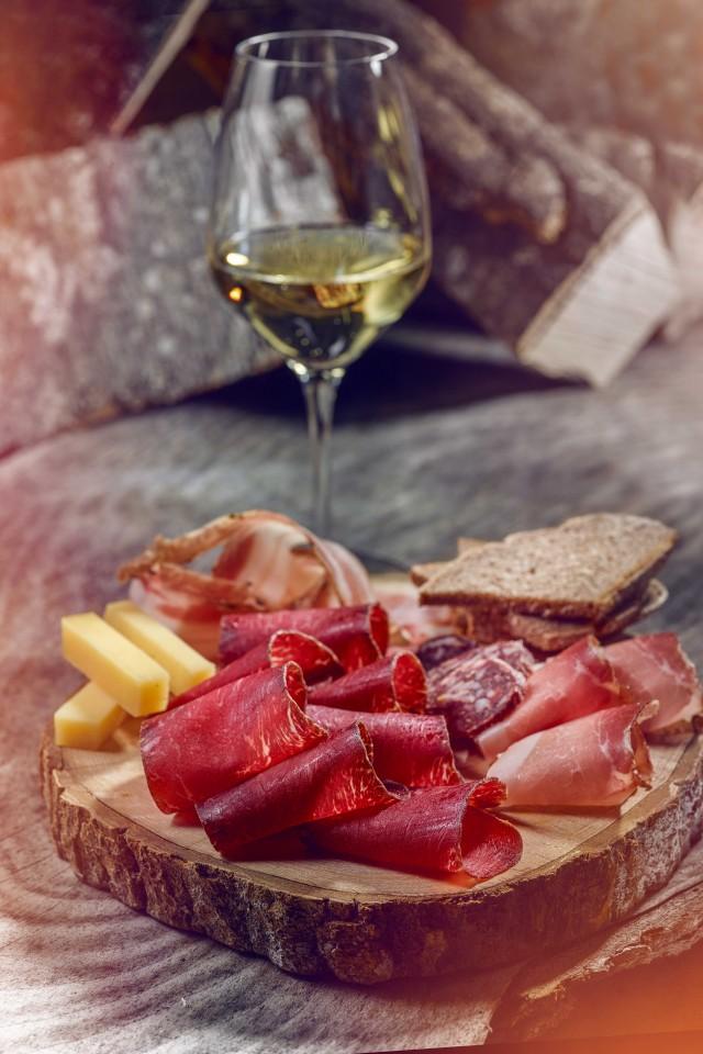 Food in Valais, Switzerland