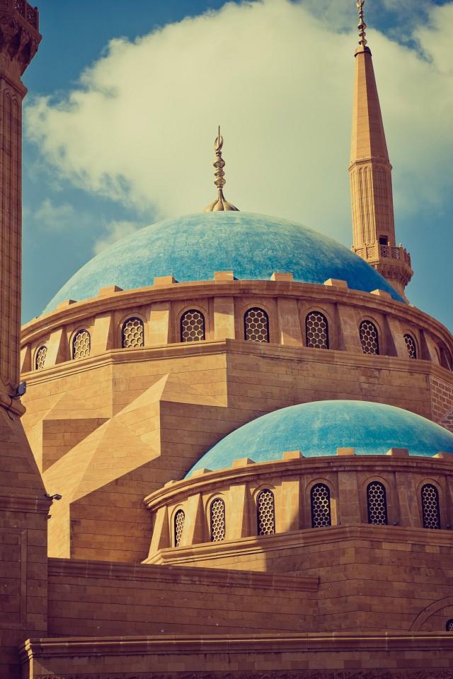 Best city breaks: Mohammad Al-Amin mosque in Beirut, Lebanon