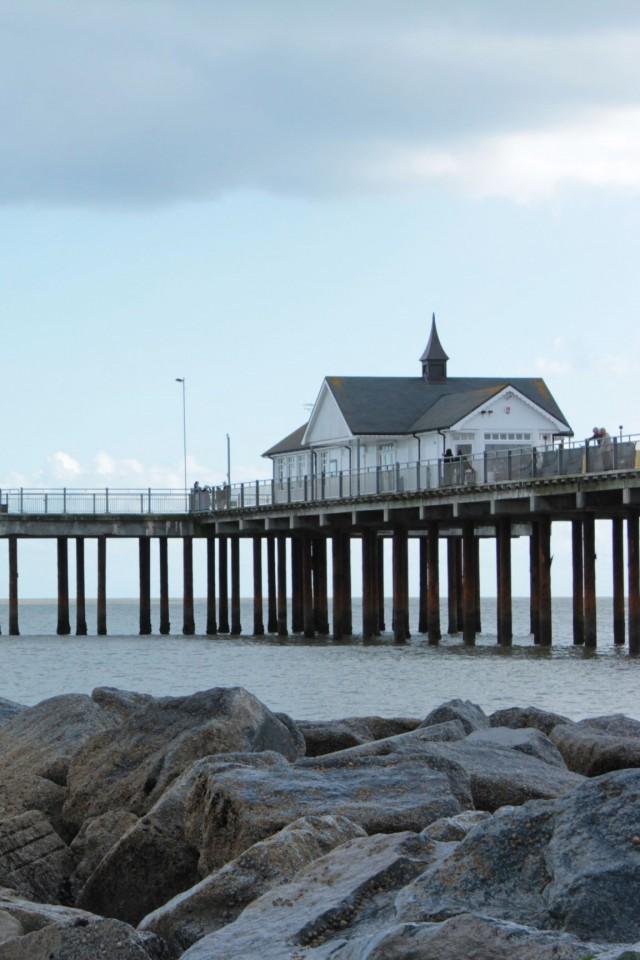 Suffolk: Southwold Pier