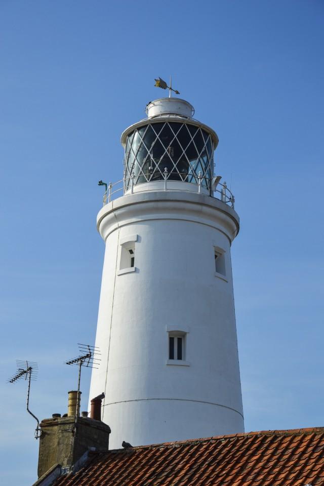 Suffolk: Southwold lighthouse