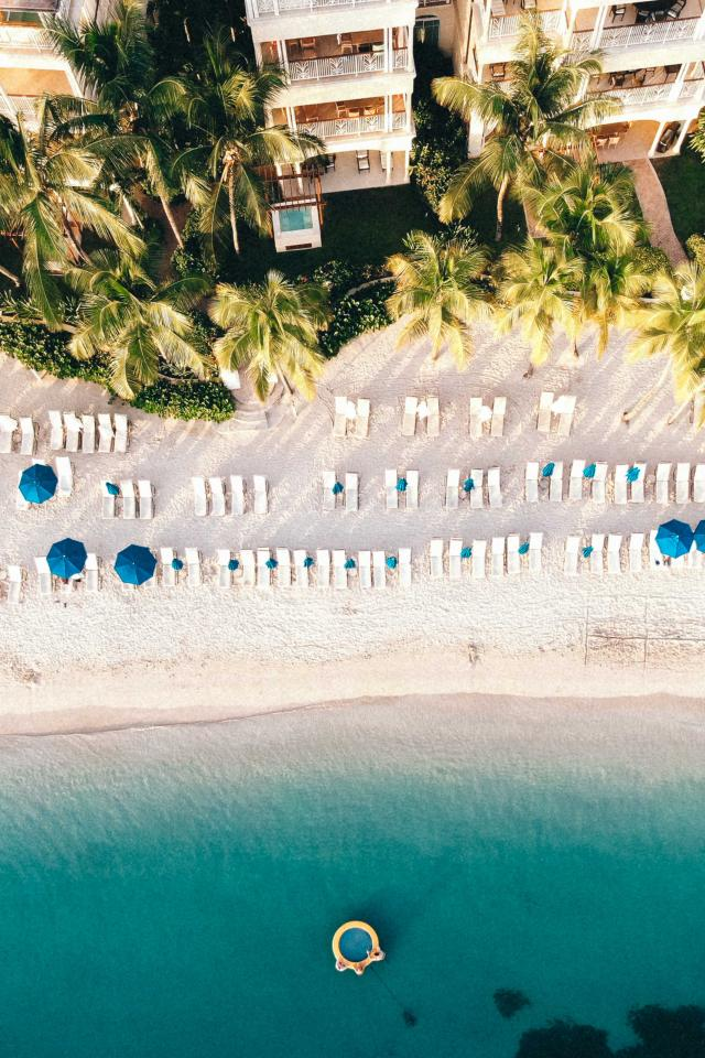 Winter sun holidays 2021: The beach at The Landings, St Lucia