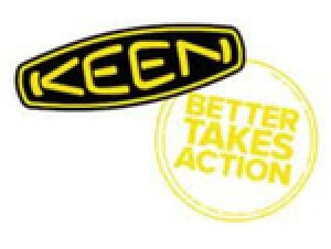 KEEN Better Takes Action