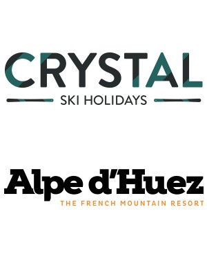 In association with Alpe D'Huez and Crystal