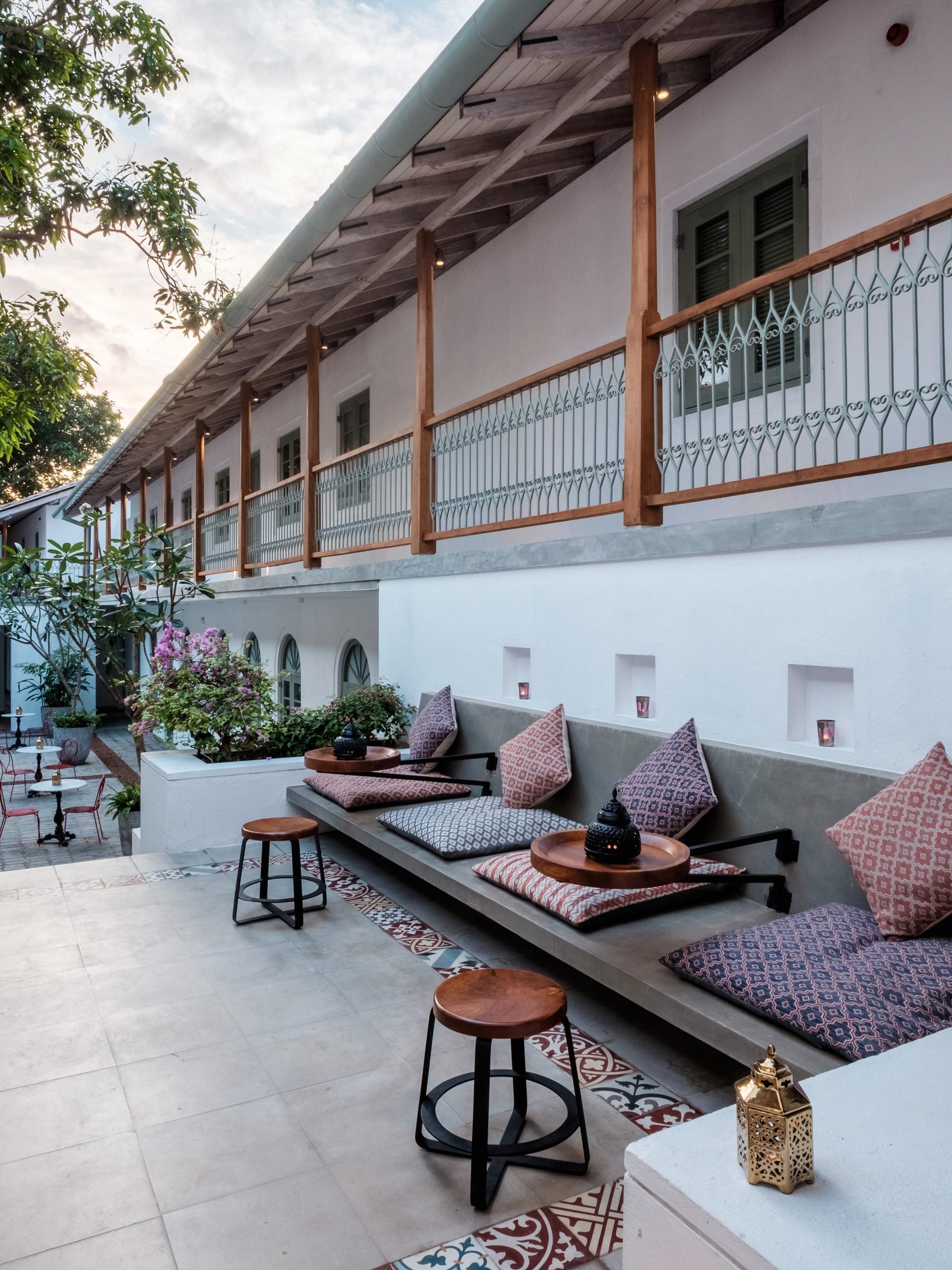 Best city breaks: Fort Bazaar hotel in Galle, Sri Lanka