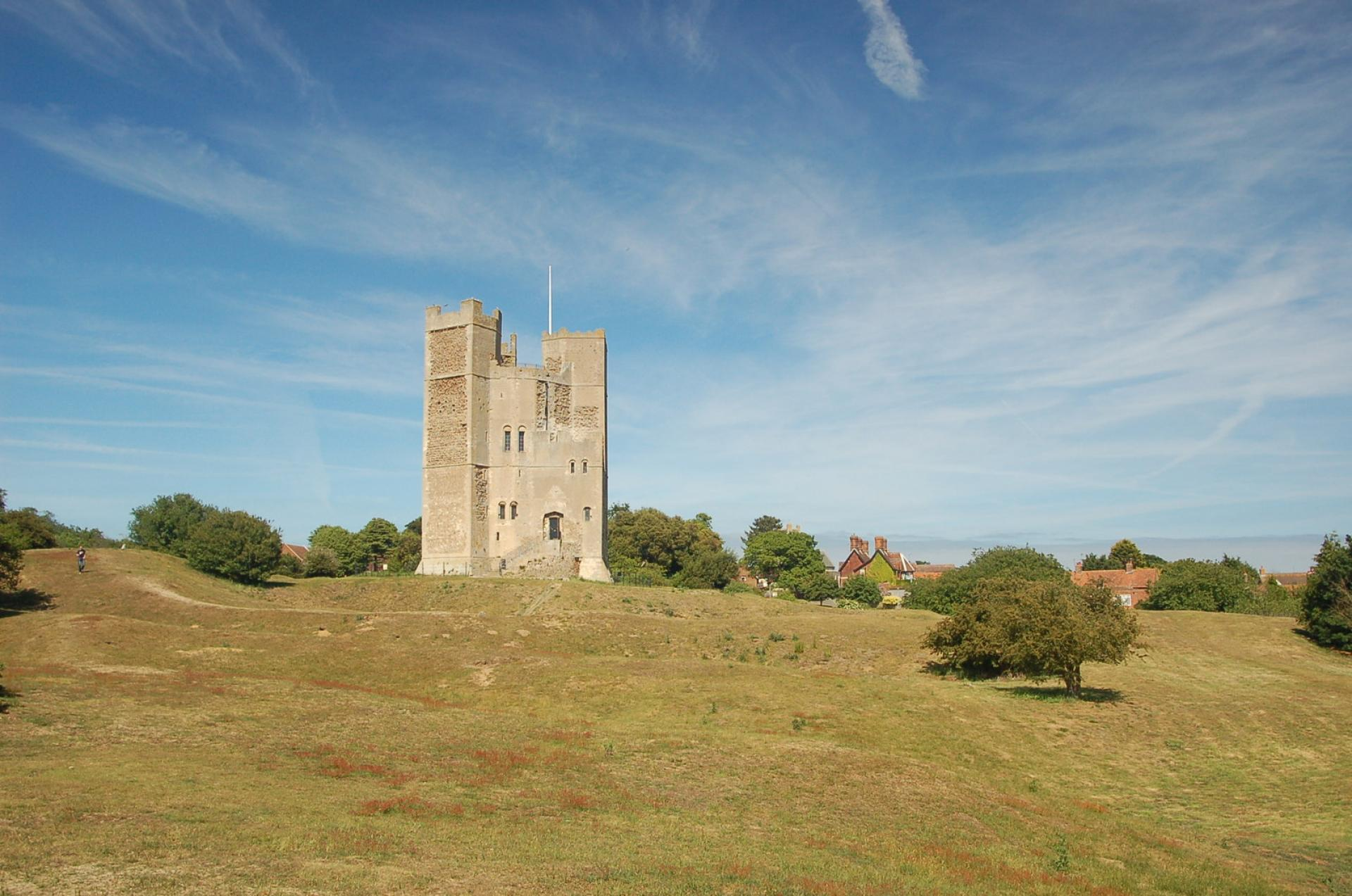Suffolk, where to visit: Orford Castle