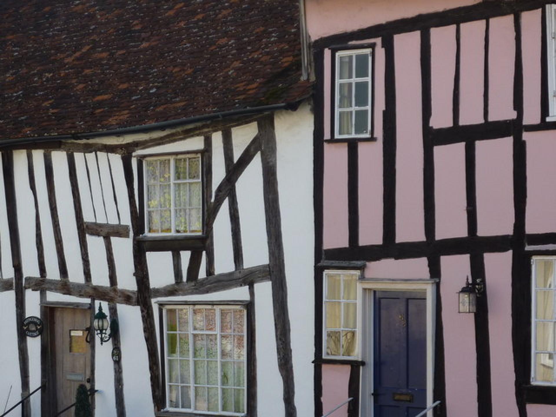 Suffolk: Lavenham