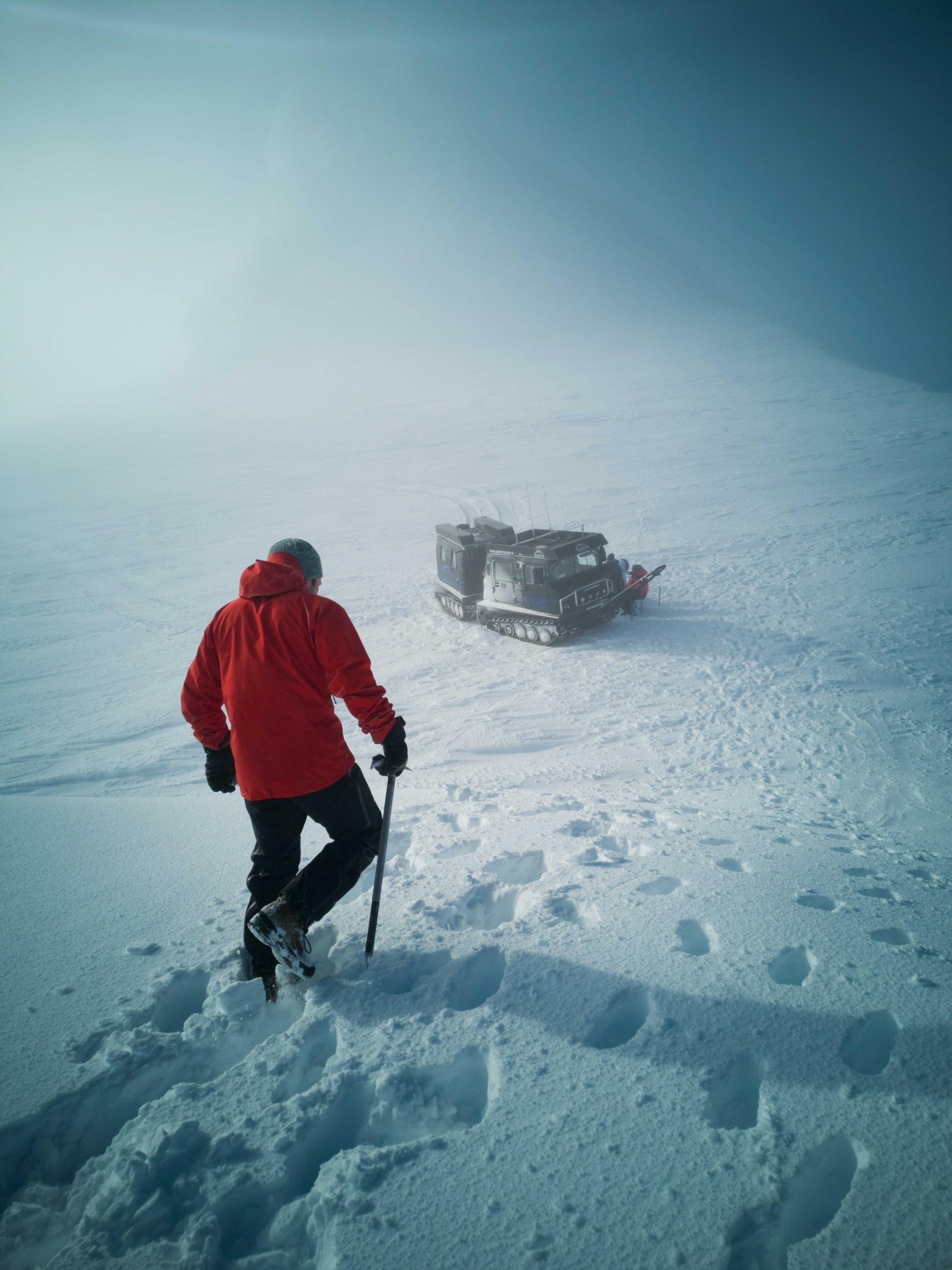 Snaefellsnes, west Iceland: Snaefellsjokull glacier