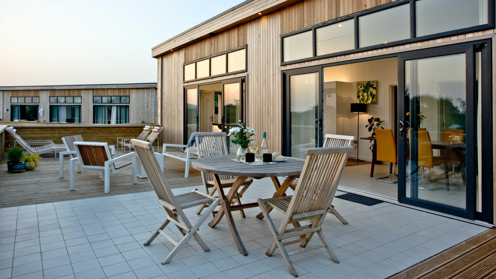 Best self catering accommodation in the UK: Burrington Eco Lodge, Somerset