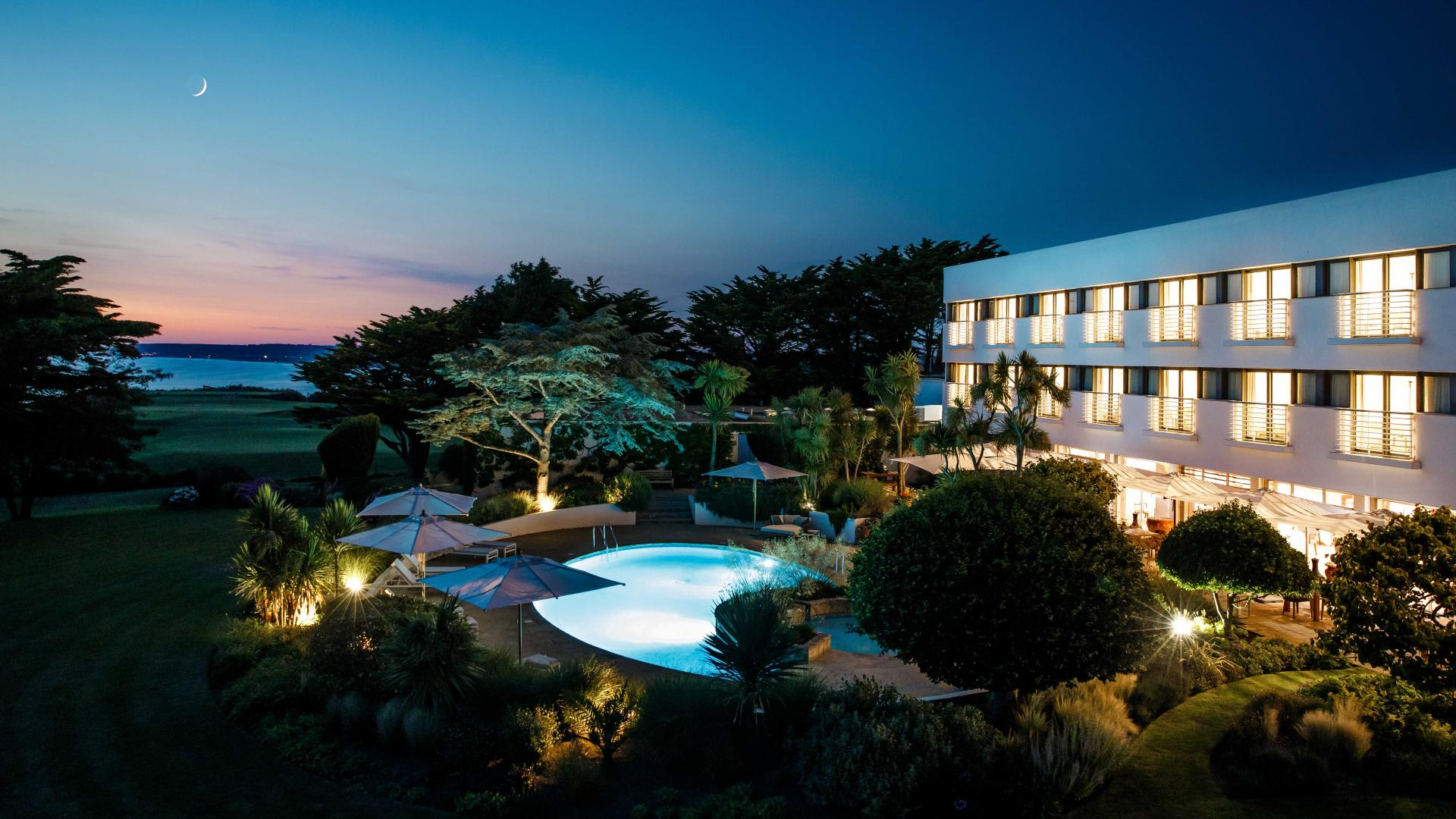 Things to do in Jersey: The Atlantic Hotel