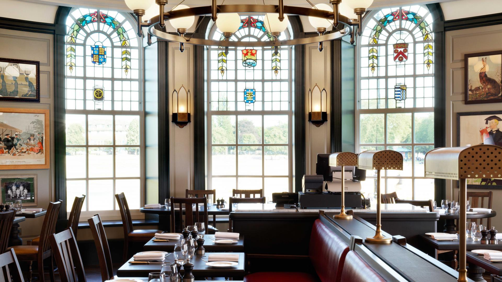 Best restaurants near London: Parker's Tavern at the University Arms, Cambridge