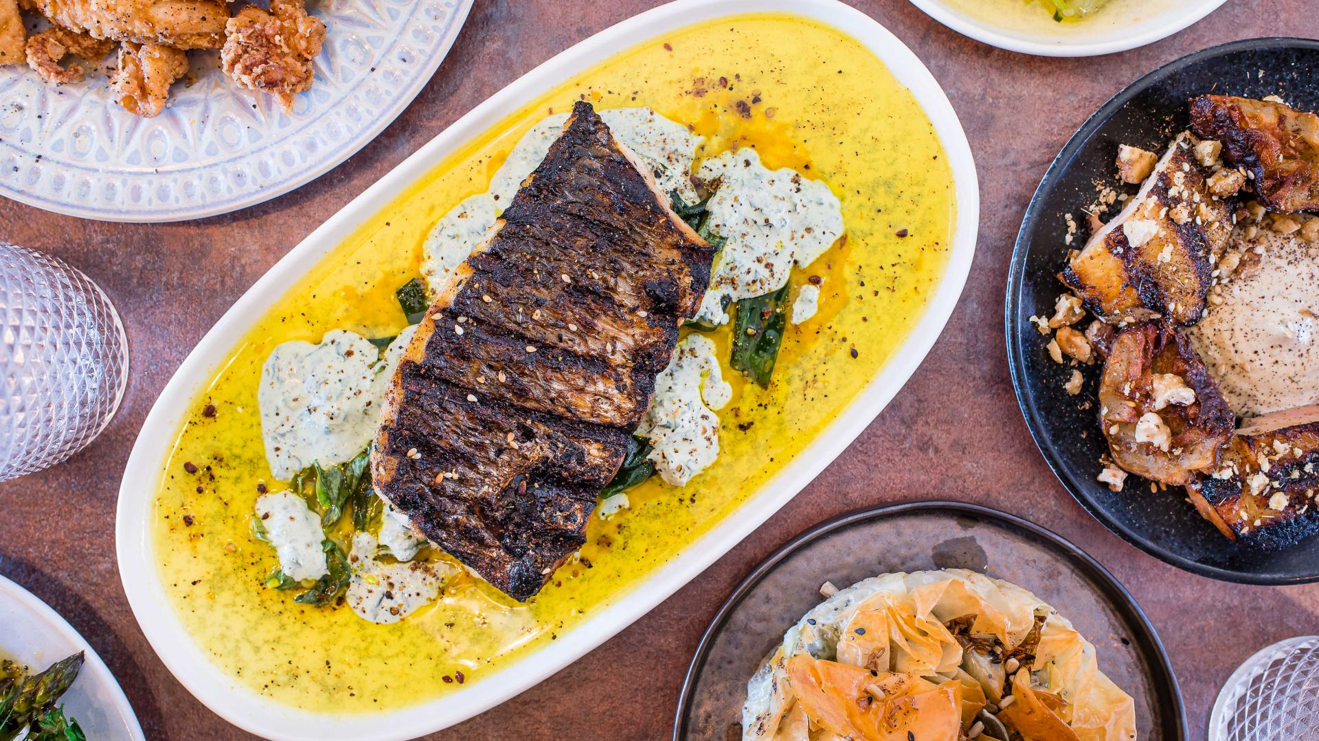 Best restaurants near London: Burnt Orange, Brighton