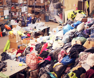 Clothes Donations in aid of helping refugees
