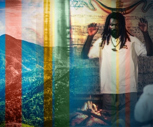 A Rasta at the School of Vision