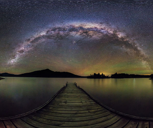 Cool Milky Way picture