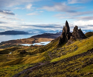 The Old Man of Storr, Skye, Scotland
