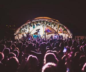 People dancing at Gala Festival London