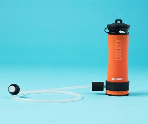 Gear Review: Lifesaver Liberty Portable Water Filtration System