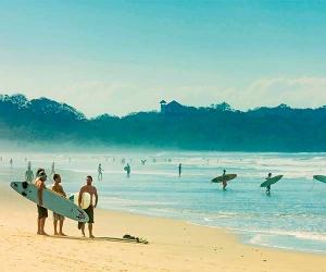Surfing Costa Rica's Nicoya Peninsula