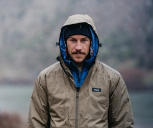 Finisterre Autan waterproof jacket