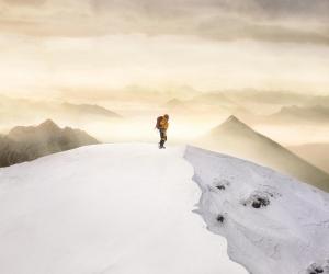 Mountaineering with the Garmin Fenix 5 Plus Sapphire