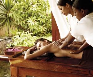 Massage at Shanti Maurice in Mauritius